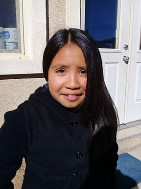 Dulce Jasmin Orozco11 years old